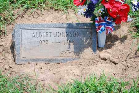 JOHNSON, ALBERT - Desha County, Arkansas   ALBERT JOHNSON - Arkansas Gravestone Photos