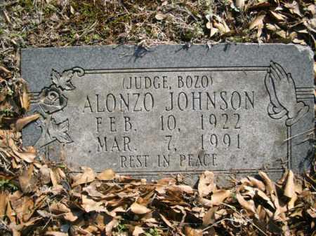 JOHNSON, ALONZO - Desha County, Arkansas   ALONZO JOHNSON - Arkansas Gravestone Photos