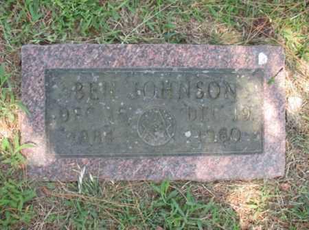 JOHNSON, BEN - Desha County, Arkansas | BEN JOHNSON - Arkansas Gravestone Photos