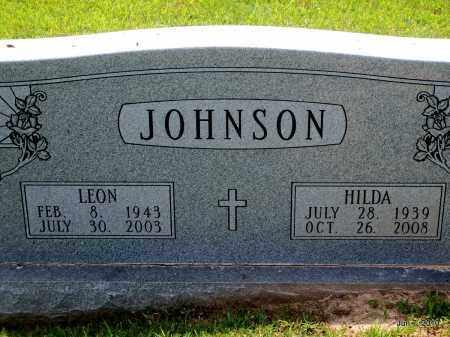 JOHNSON, HILDA - Desha County, Arkansas   HILDA JOHNSON - Arkansas Gravestone Photos