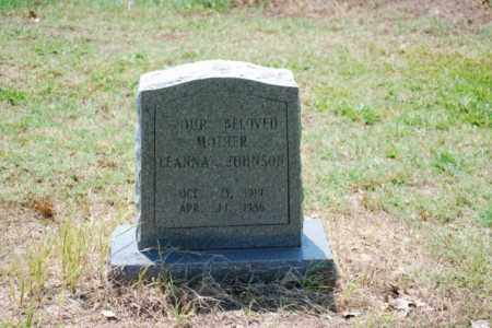 JOHNSON, LEANNA - Desha County, Arkansas   LEANNA JOHNSON - Arkansas Gravestone Photos