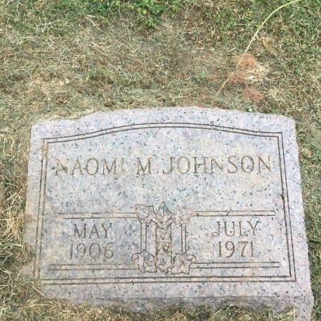 JOHNSON, NAOMI M - Desha County, Arkansas   NAOMI M JOHNSON - Arkansas Gravestone Photos