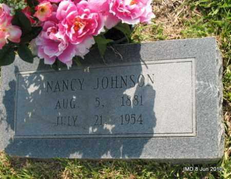 JOHNSON, NANCY - Desha County, Arkansas | NANCY JOHNSON - Arkansas Gravestone Photos
