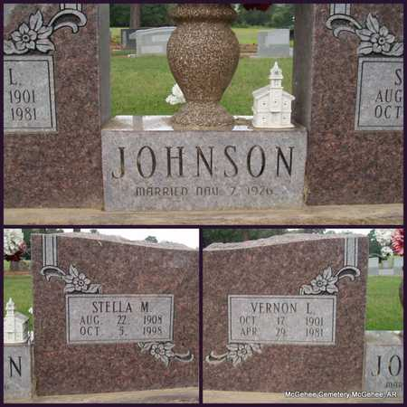 JOHNSON, STELLA MAE - Desha County, Arkansas | STELLA MAE JOHNSON - Arkansas Gravestone Photos