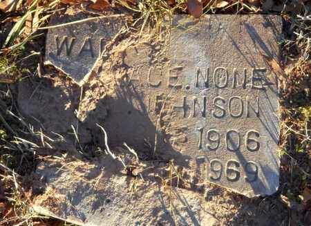 JOHNSON, WALLACE - Desha County, Arkansas   WALLACE JOHNSON - Arkansas Gravestone Photos