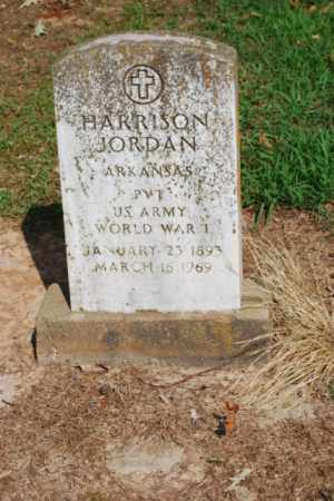 JORDAN (VETERAN WWI), HARRISON - Desha County, Arkansas | HARRISON JORDAN (VETERAN WWI) - Arkansas Gravestone Photos