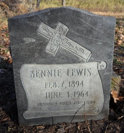LEWIS, BENNIE - Desha County, Arkansas | BENNIE LEWIS - Arkansas Gravestone Photos