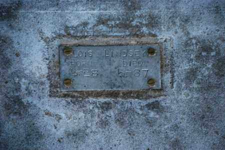 LINDEY, LOIS - Desha County, Arkansas | LOIS LINDEY - Arkansas Gravestone Photos