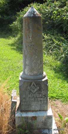 LONG, B M - Desha County, Arkansas | B M LONG - Arkansas Gravestone Photos