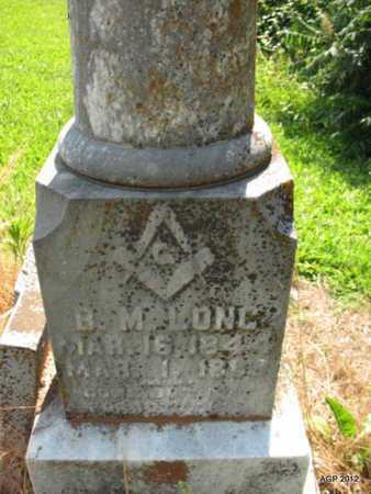 LONG, B M - Desha County, Arkansas   B M LONG - Arkansas Gravestone Photos