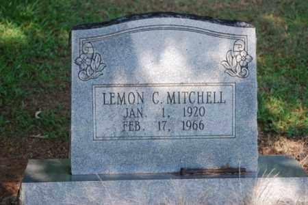 MITCHELL, LEMON C. - Desha County, Arkansas   LEMON C. MITCHELL - Arkansas Gravestone Photos