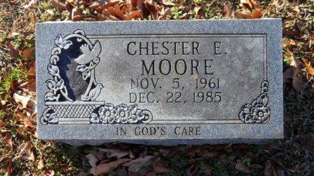 MOORE, CHESTER E. - Desha County, Arkansas | CHESTER E. MOORE - Arkansas Gravestone Photos