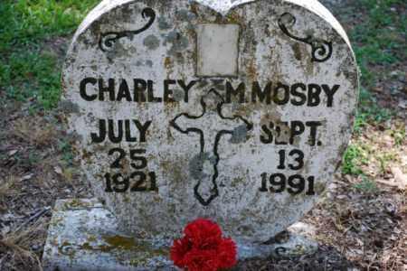MOSBY, CHARLIE M. - Desha County, Arkansas   CHARLIE M. MOSBY - Arkansas Gravestone Photos