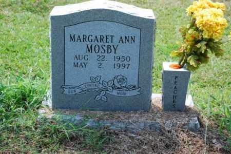 MOSBY, MARGARET ANN - Desha County, Arkansas | MARGARET ANN MOSBY - Arkansas Gravestone Photos