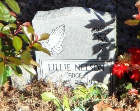 NELSON, LILLIE - Desha County, Arkansas | LILLIE NELSON - Arkansas Gravestone Photos