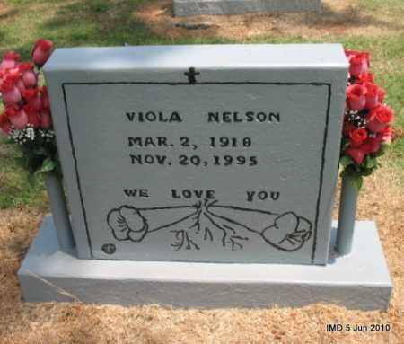 NELSON, VIOLA - Desha County, Arkansas | VIOLA NELSON - Arkansas Gravestone Photos