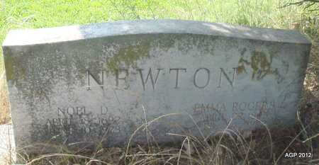 NEWTON, EMMA - Desha County, Arkansas | EMMA NEWTON - Arkansas Gravestone Photos