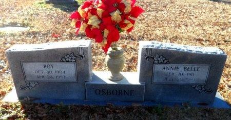 OSBORNE, ANNIE BELL - Desha County, Arkansas | ANNIE BELL OSBORNE - Arkansas Gravestone Photos