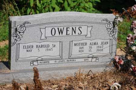 OWENS, ALMA JEAN - Desha County, Arkansas   ALMA JEAN OWENS - Arkansas Gravestone Photos