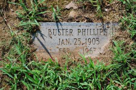 PHILLIPS, BUSTER - Desha County, Arkansas | BUSTER PHILLIPS - Arkansas Gravestone Photos