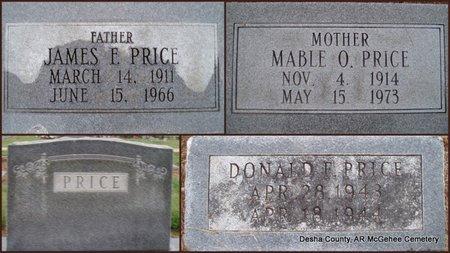 PRICE, MABLE O - Desha County, Arkansas   MABLE O PRICE - Arkansas Gravestone Photos
