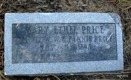 PRICE, MARY ETHEL - Desha County, Arkansas | MARY ETHEL PRICE - Arkansas Gravestone Photos