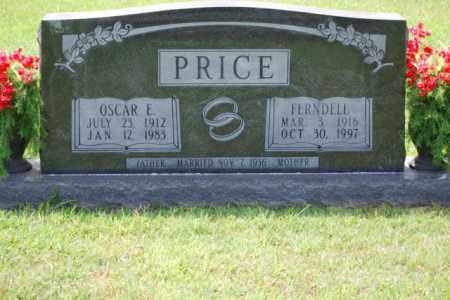 PRICE, OSCAR E. - Desha County, Arkansas | OSCAR E. PRICE - Arkansas Gravestone Photos