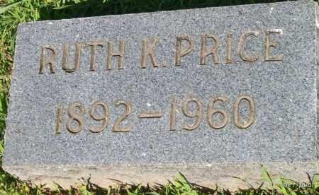 PRICE, RUTH K - Desha County, Arkansas   RUTH K PRICE - Arkansas Gravestone Photos