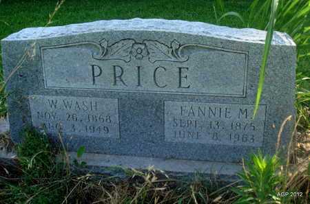 PRICE, FANNIE M - Desha County, Arkansas | FANNIE M PRICE - Arkansas Gravestone Photos