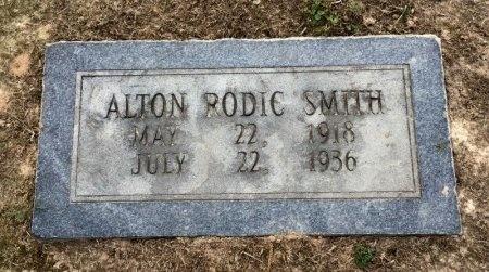SMITH, ALTON RODIC - Desha County, Arkansas | ALTON RODIC SMITH - Arkansas Gravestone Photos