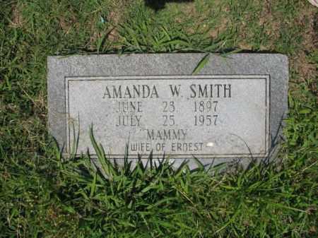 "SMITH, AMANDA W  ""MAMMY"" - Desha County, Arkansas | AMANDA W  ""MAMMY"" SMITH - Arkansas Gravestone Photos"