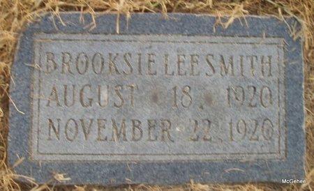 SMITH, BROOKSIE LEE - Desha County, Arkansas   BROOKSIE LEE SMITH - Arkansas Gravestone Photos