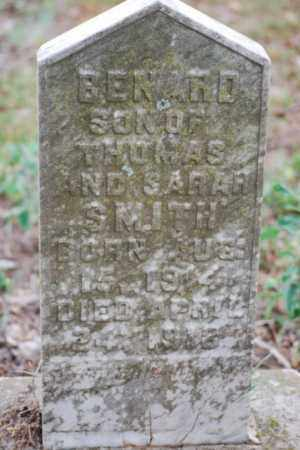 SMITH, BERNARD - Desha County, Arkansas   BERNARD SMITH - Arkansas Gravestone Photos