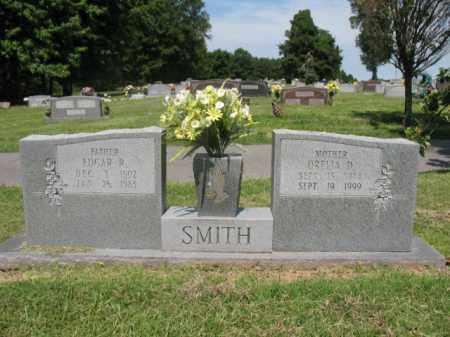 SMITH, EDGAR R - Desha County, Arkansas | EDGAR R SMITH - Arkansas Gravestone Photos