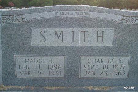 SMITH, CHARLES B - Desha County, Arkansas | CHARLES B SMITH - Arkansas Gravestone Photos