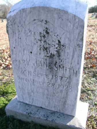 SMITH, MARY JANE - Desha County, Arkansas   MARY JANE SMITH - Arkansas Gravestone Photos