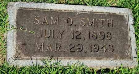 SMITH, SAM O - Desha County, Arkansas   SAM O SMITH - Arkansas Gravestone Photos