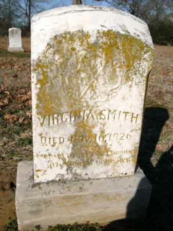 SMITH, VIRGINIA - Desha County, Arkansas   VIRGINIA SMITH - Arkansas Gravestone Photos
