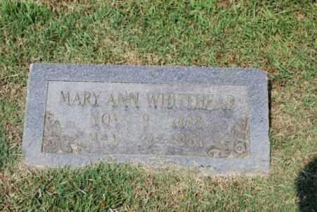 WHITEHEAD, MARY ANN - Desha County, Arkansas | MARY ANN WHITEHEAD - Arkansas Gravestone Photos