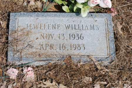 WILLIAMS, HEWELENE - Desha County, Arkansas   HEWELENE WILLIAMS - Arkansas Gravestone Photos