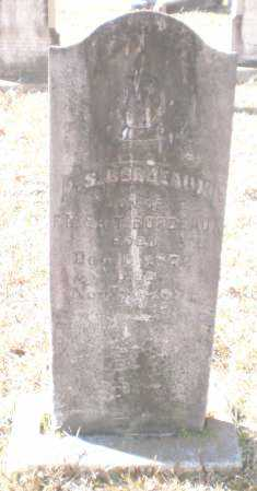 BORDEAUX, LAFAYETTE S - Drew County, Arkansas | LAFAYETTE S BORDEAUX - Arkansas Gravestone Photos