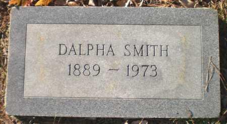SMITH, DALPHA - Drew County, Arkansas   DALPHA SMITH - Arkansas Gravestone Photos