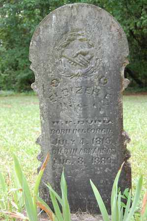 BOND, ELOIZER E. - Drew County, Arkansas | ELOIZER E. BOND - Arkansas Gravestone Photos