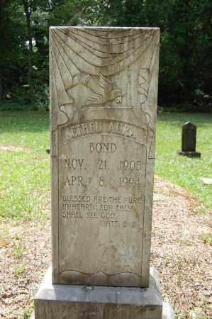 BOND, ETHEL - Drew County, Arkansas   ETHEL BOND - Arkansas Gravestone Photos