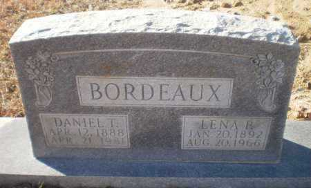 MCNEASE BORDEAUX, LENA PEARL - Drew County, Arkansas | LENA PEARL MCNEASE BORDEAUX - Arkansas Gravestone Photos