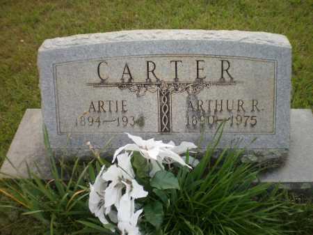 CARTER, ARTIE - Drew County, Arkansas   ARTIE CARTER - Arkansas Gravestone Photos