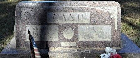 CASH, ARCHIE - Drew County, Arkansas   ARCHIE CASH - Arkansas Gravestone Photos