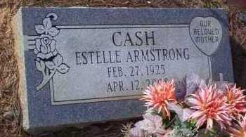 CASH, ESTELLE - Drew County, Arkansas | ESTELLE CASH - Arkansas Gravestone Photos