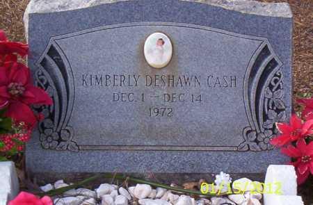 CASH, KIMBERLY DESHAWN - Drew County, Arkansas | KIMBERLY DESHAWN CASH - Arkansas Gravestone Photos