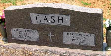 CASH, MARTIN MONROE - Drew County, Arkansas   MARTIN MONROE CASH - Arkansas Gravestone Photos